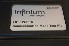 HP Agilent Infiniium E2625A Communications Mask Test Kit - Loc: EQ-28-03