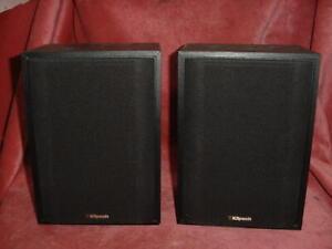 Pair Of Klipsch KG.5 Main Stereo Speakers