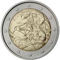 #RM# 2 EURO COMMÉMORATIVE ITALIE (2004-2018) - TOUS LES PIÉCE DISPONIBLE