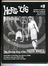 60s Garage Here 'tis Fanzine # 9  (Fallen Angels / We The People / Creem...)