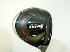 Taylormade 2018 M4 16.5* 3 HL Fairway Wood FJ Atmos Regular flex Graphite M-4
