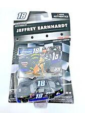 NASCAR AUTHENTICS JEFFREY EARNHARDT #18 LIONEL RACING 2019 NEW 1/64