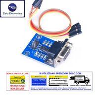 Cable de programaci/ón del PLC convertidor del adaptador del cable de programaci/ón del PLC del m/ódulo del USB a TTL