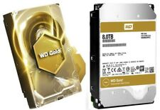 WD Gold 8TB Datacenter Hard Drive 7200 RPM SATA 6 Gb/s 256MB Cache WD8003FRYZ