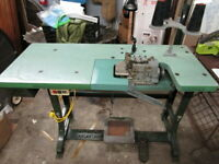 Merrow Industrial Overlock/Serger Sewing Machine M 4D-45