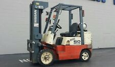 Nissan Fork Lift Service Manuals on Flash Drive