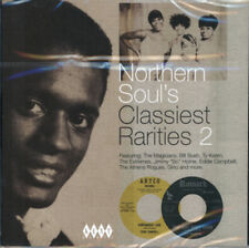 "NORTHERN SOUL'S CLASSIEST RARITIES 2  ""FILLED WITH A DANCERS DELIGHTS""  CD"
