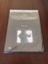 POLTERGEIST - 1 DVD SLIMCASE - 110 MIN - CINE DE TERROR DE EL MUNDO NEW & SEALED