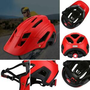 MTB Cycling Helmet Men & Women Mountain Road Bike Bicycle Sport Safety Helmet