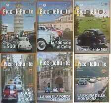 4 Piccoleruote - Periodico del Fiat 500 Club Italia - Annata completa 2012