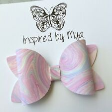 Hair Clip Girls Bow or Baby Headband Hair Accessories Flowers Australian Made