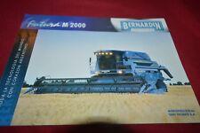 Bernardin M 2000 Combine Brochure FCCA