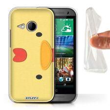 Étuis, housses et coques brillants en silicone, caoutchouc, gel pour téléphone mobile et assistant personnel (PDA) HTC