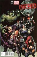 Secret Avengers #1 Leinil Francis Yu Variant (2013) Marvel Comics