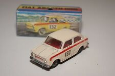 TT 1:43 MERCURY 42 FIAT 850 COUPE ABARTH 1000 RALLY CREAM EXCELLENT CONDITION