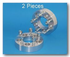 "2 Pcs Wheel Spacer 5-4.5 5x4.5 Thickness:1.5"" ID/OD:82/164 Stud:1/2""-20 Fit:Ford"