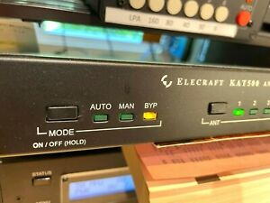 Elecraft KAT500 Automatic Antenna Tuner