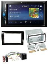 Pioneer 2DIN MP3 USB AUX Autoradio für Fiat Bravo (ab 2007)