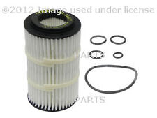Mercedes Benz ML320 E550 GL450 SLK300 ML450 S400 Mahle-Knecht Oil Filter Kit
