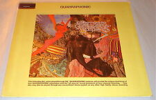 SANTANA ABRAXAS ORIGINAL QUADRAPHONIC LP RARE