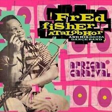 Fred Fisher Atalobhor - African Carnival 2 cds on Vampi Soul EXC