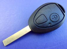 ROVER 75 MINI Land Rover Discovery 2 Remote Key 2 Button CASE AND BLADE FOB