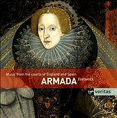 Armada: Music from the Courts of England and Spain (CD, Jun-2000, 2 Discs, Erato