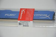NEUF Kingston FURY Blue 4GB 1600MHz DDR3  module mémoire HX316C10F/4