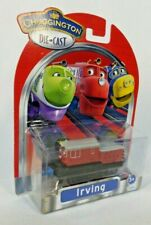 Learning Curve Die Cast Vehicle : Chuggington IRVING ERWIN (LC54009) NEW BLISTER