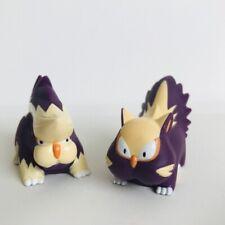 Stunky & Skuntank Pokemon Bundle Nintendo Toy Figures vtg c