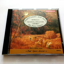 English Romantic Choral Music / Works by Howells and Vaughan Williams (CD 1992)