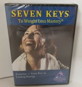 Seven Keys To Weight Loss Mastery DVD NEW Exercise Your Key To Lasting Energy