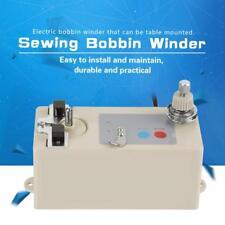 Automatic Electric Bobbin Winder For Sewing Machine Bobbin Winding Auto 220V