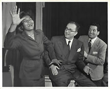 "Pearl Bailey ""HOUSE OF FLOWERS"" Harold Arlen / Truman Capote 1954 Press Photo"