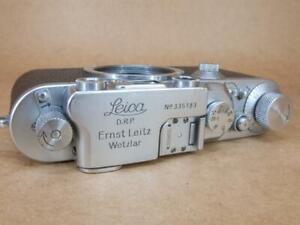Leitz Leica IIIb Rangefinder Body - 1939/40