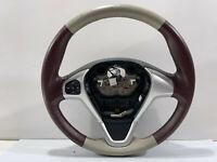 Ricambi Usati Volante Sterzo Multifunzione In Pelle Ford Fiesta 6^