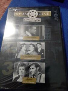 Joyas del cine (Perversidad, con las horas cantadas, detour) DVD