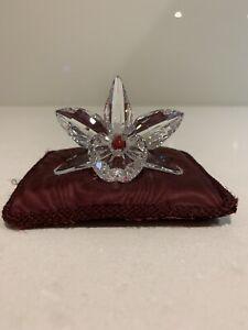 Swarovski Crystal Exquisite Accents Orchid Dark Pink 200287