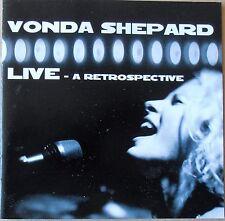 Vonda Shepard - Live A Retrospective - CD neu