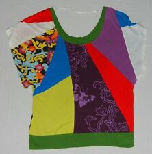 PUMA Africa Women's Top Sport Lifestyle Artist Shirt Kehinde Wiley butterfly M