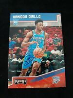 2018-19 PANINI CHRONICLES PLAYOFF HAMIDOU DIALLO RC