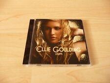 CD Ellie Goulding - Lights - 2010 - 10 Songs