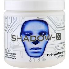 Cobra Labs Shadow-x 270g Magic Berry Pre-workout Max Energy 30 Serves Shadowx C4