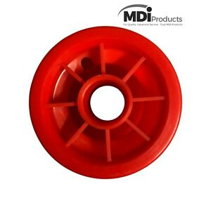 MDI Spare Wheel Hub Size 120x70mm, Fits Tyre 3.00x4 For Trolley,Sack Truck, Cart