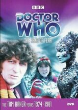 Doctor Who: The Hand Of Fear (2019, DVD NIEUW)