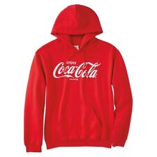 COCA COLA COKE CLASSIC HOOD SWEAT SHIRT 2XL  NEW!!!