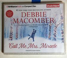 Call Me Mrs. Miracle by Debbie Macomber   Audiobook  4 CD's   Unabridged