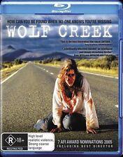 Wolf Creek (Blu-ray, 2014) new&sealed,