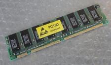 IBM 0364804CT3B PC100 100MHz 168-Pin SDRAM Non-ECC Computer Memory RAM