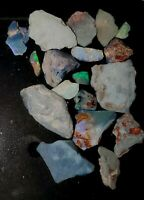 62.5 ct Australian Opal Lightning Ridge Rough Specimen
